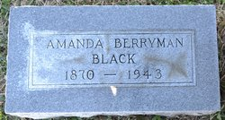 Amanda <i>Van Sickle</i> Black