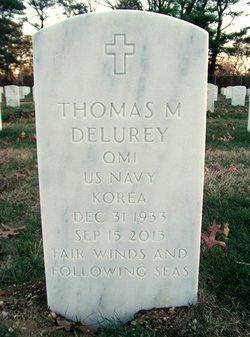 Thomas M. Delurey