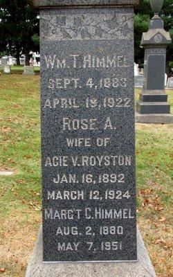 Rose A. <i>Himmel</i> Royston