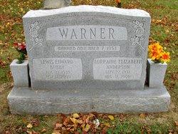 Lorraine Elizabeth <i>Anderson</i> Warner