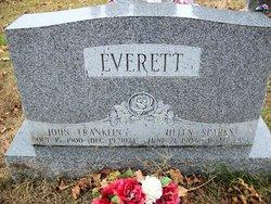 Helen Anna <i>Sparks</i> Everett
