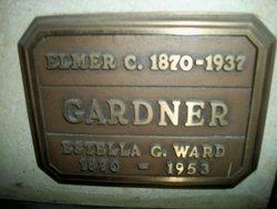 Estella G <i>Ward</i> Gardner