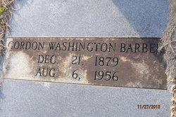 Gordon Washington Barber