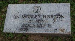 Lon Mobley Horton