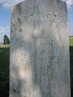 Margaret Mary <i>Marsh</i> Potter