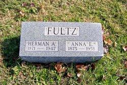 Anna Elizabeth <i>Oliver</i> Fultz