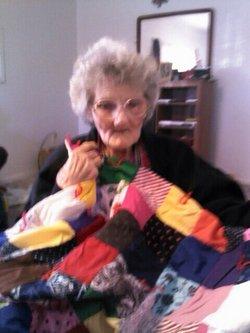 Edith Mae <i>Baker</i> Austin