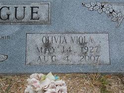 Olivia Viola Ollie <i>Boatright</i> Teague