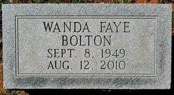 Wanda Faye <i>O'Bannon</i> Bolton