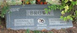 Josephine <i>Stateler</i> Brown