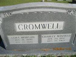 Charles Winfield Charlie Cromwell