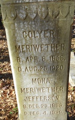 Hope Colyer Colyer Meriwether