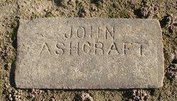 John Ashcraft