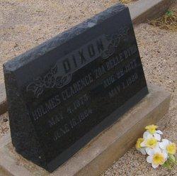 Holmes Clarence Dixon