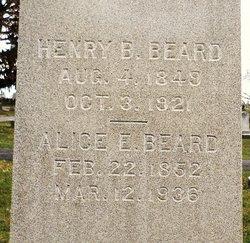 Alice E. Beard