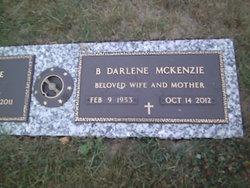 Bobbie Darlene McKenzie