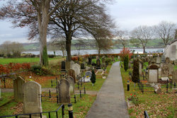 Islandmagee Church of Ireland Graveyard