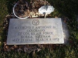 Raymond F. Anthony, Jr