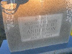Howard D Anderson