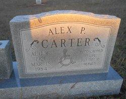 Alex P Carter