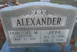 Dorothy Mae <i>Austin</i> Alexander