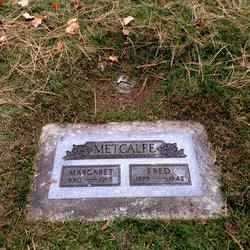 Alfred F Metcalfe