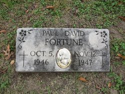 Paul David Fortune