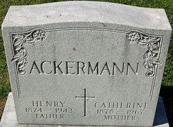 Henry Ackermann