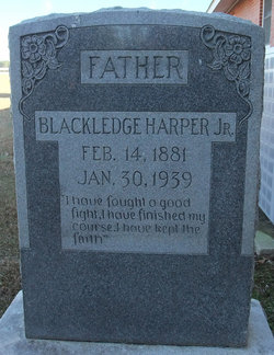 Thomas Blackledge Harper, Jr