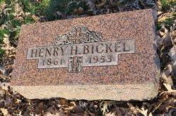 Henry H Bickel