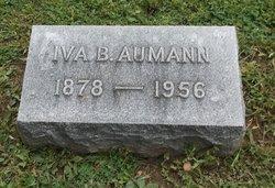 Iva B <i>McClure</i> Aumann