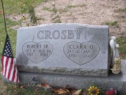 Clara Olive <i>Pratt</i> Crosby