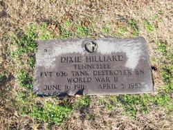 Dixie Hilliard