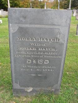 Molly Hatch