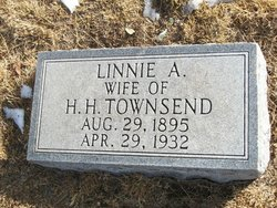 Linnie Angelina <i>McCune</i> Townsend