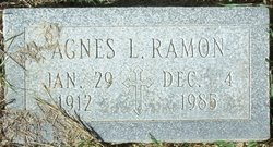 Agnes Elizabeth <i>Leyendecker</i> Ramon