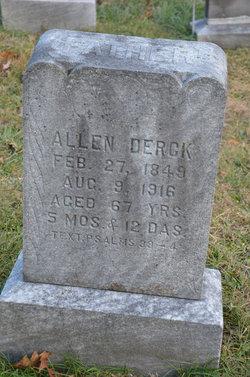 Allen Derck