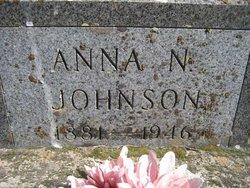 Anna Nettie <i>Gilmore</i> Johnson