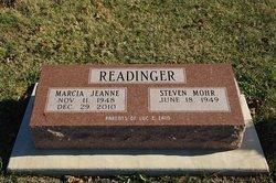 Marcia Jeanne <i>Maynard</i> Readinger