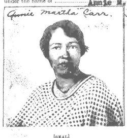 Ann Martha Carr