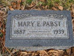 Mary Emielie Martha <i>Tiede</i> Pabst