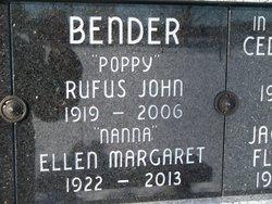 Ellen Margaret <i>Roth</i> Bender