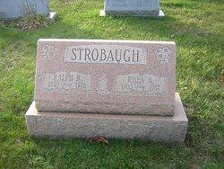 Rhea Anita <i>Bechtol</i> Strobaugh
