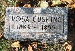 Rosa T. <i>Franke</i> Cushing