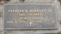 Frederick Burkley, Jr