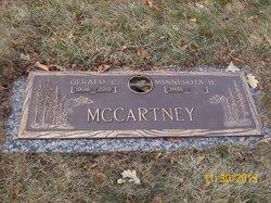 Gerald C Jerry McCartney
