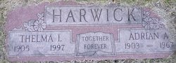Adrian Arthur Harwick
