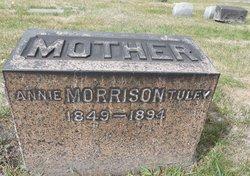 Annie <i>Morrison</i> Tuley