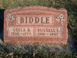 Russell L Biddle