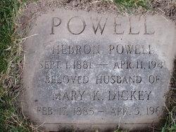 Hebern Hebron Powell